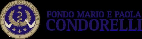 Mario e Paola Condorelli Retina Logo